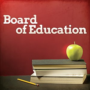 Board of Education clipart